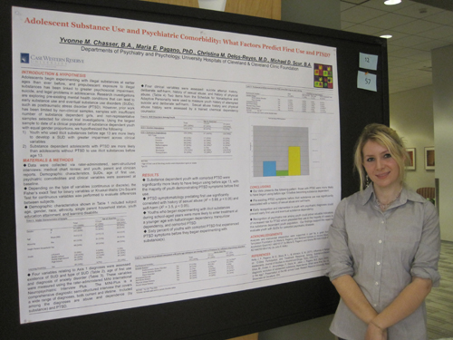 Yvonne Chasser Lepow Medical Research Day