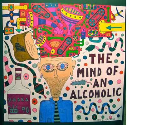 """The Mind of an Alcoholic"""
