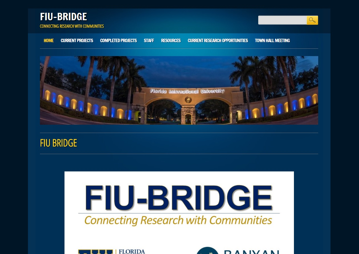 Florida International University BRIDGE
