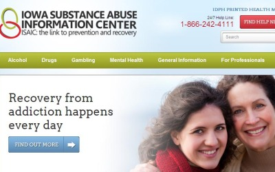 Iowa Substance Abuse Information Center