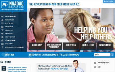 NAADAC, the Association for Addiction Professionals