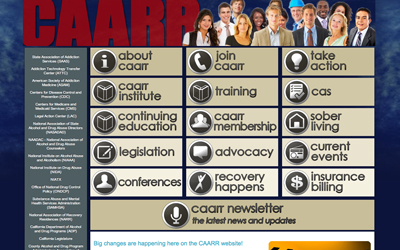 California Association of Addiction Recovery Resources (CAARR)