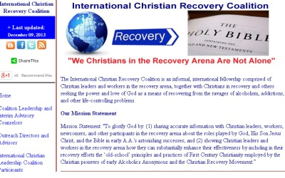 International Christian Recovery Coalition