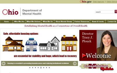 Ohio Department of Mental Health (ODMH)