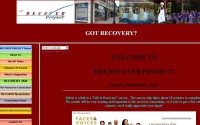 The RECOVER Project